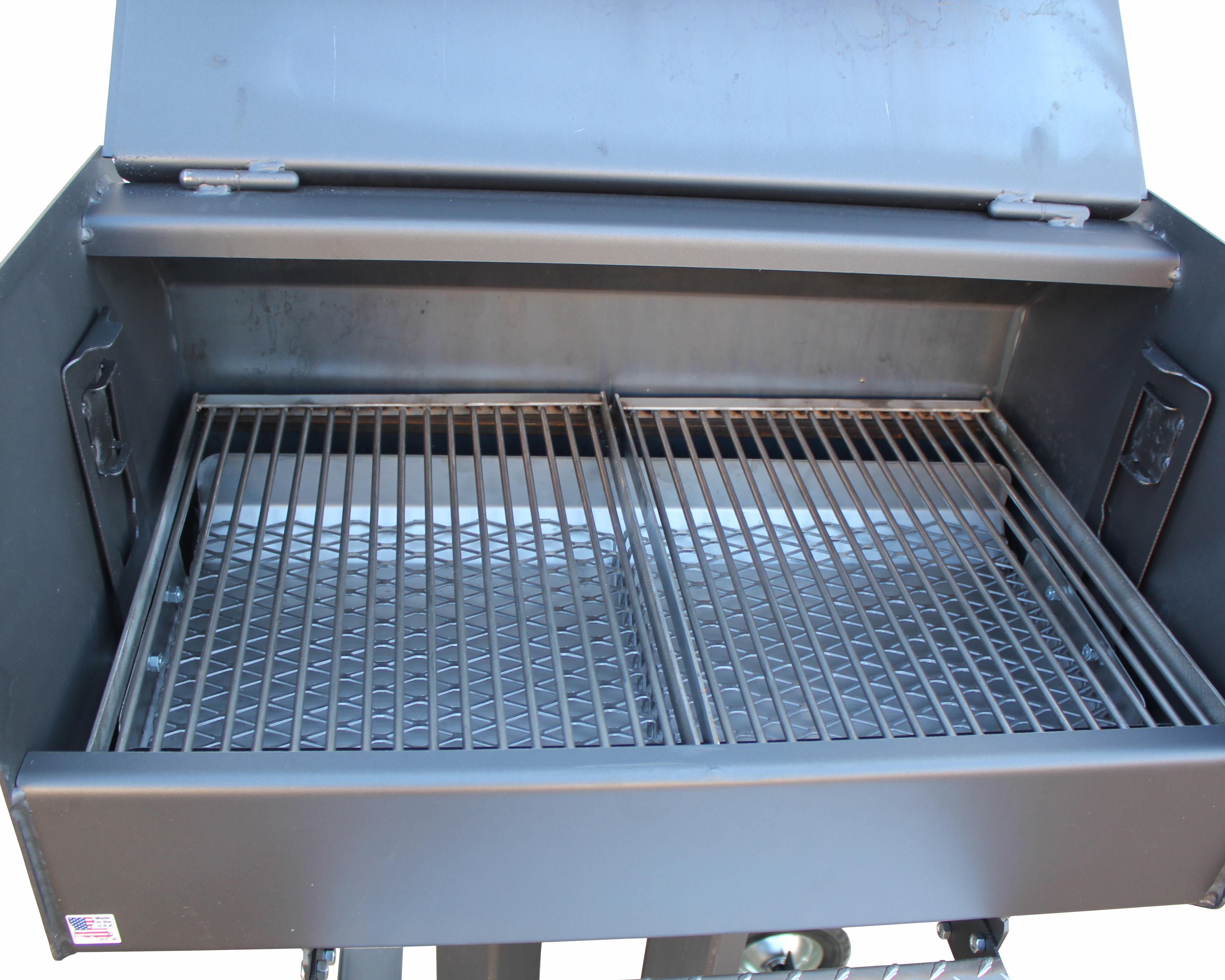wid iron roadtrip swaptop coleman grate hei cast rack grill